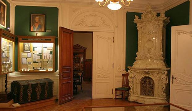 Внутри музея истории и искусства