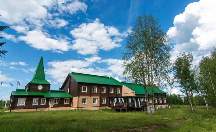 Финно-угорский этнографический парк