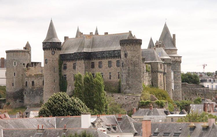 Замок Витре