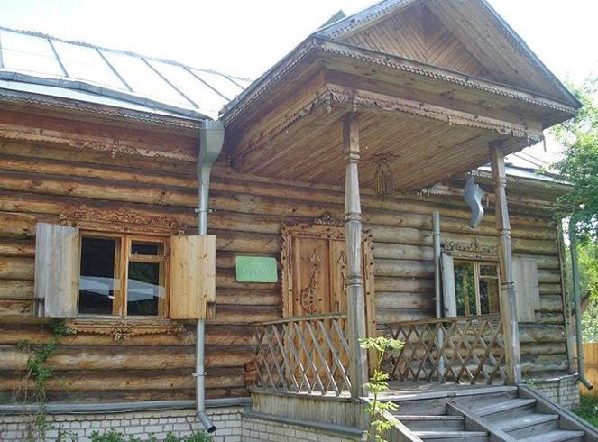 Музей «Лес для народа»