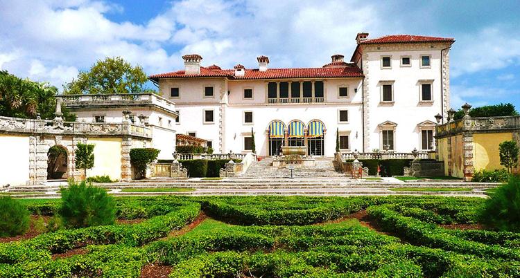 Музей и сады Визкайя