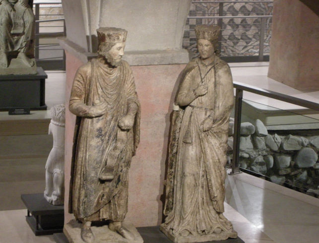 Внутри музея Museo Diocesano
