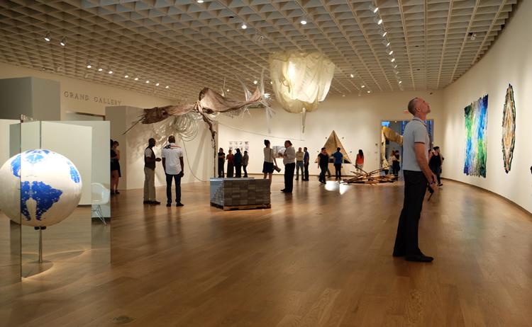Внутри музея Меннелло