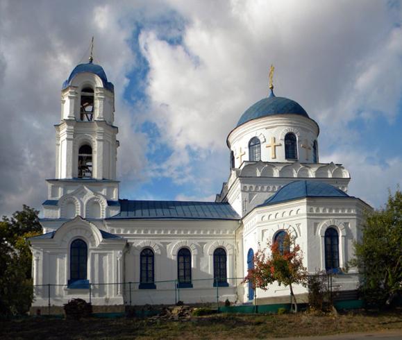 Церковь Иоанна Воина