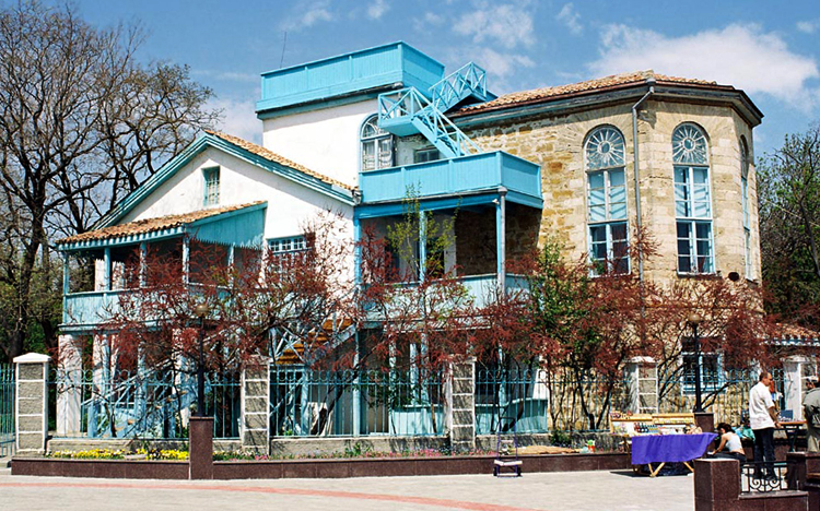 Дом-музей М. Волошина