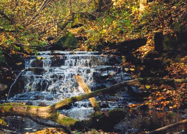 Водопады на Гремухе