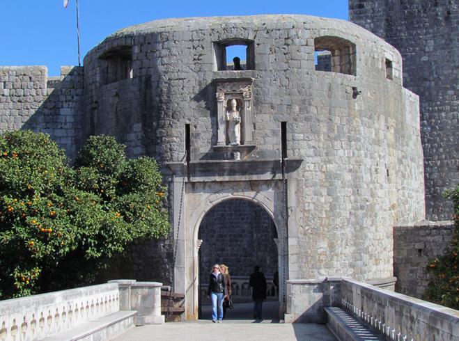 Ворота Пиле