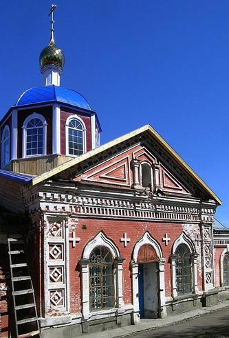 Введенский мужской монастырь