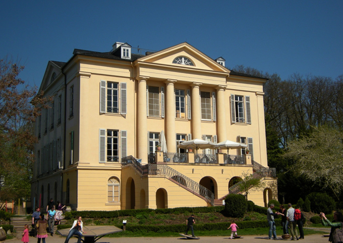 Замок Фройденберг