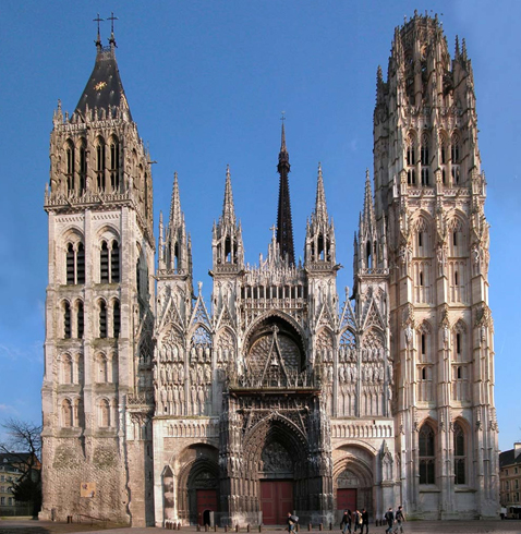 Кафедральный собор Нотр-Дам