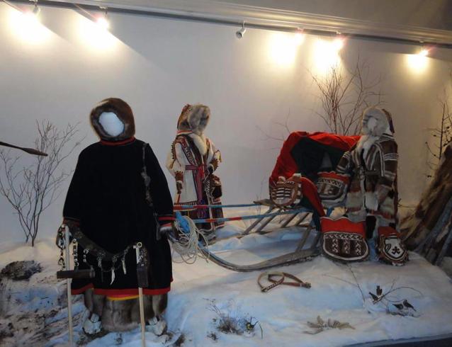 Ямало-Ненецкий окружной музейно-выставочный комплекс имени И.С.Шемановского