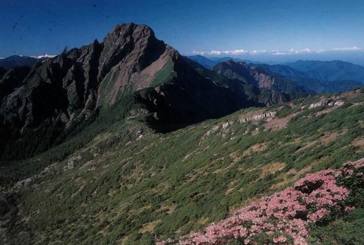 Национальный парк Юйшань
