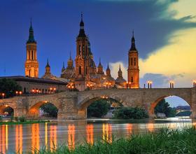 Знаменитые достопримечательности Сарагосы