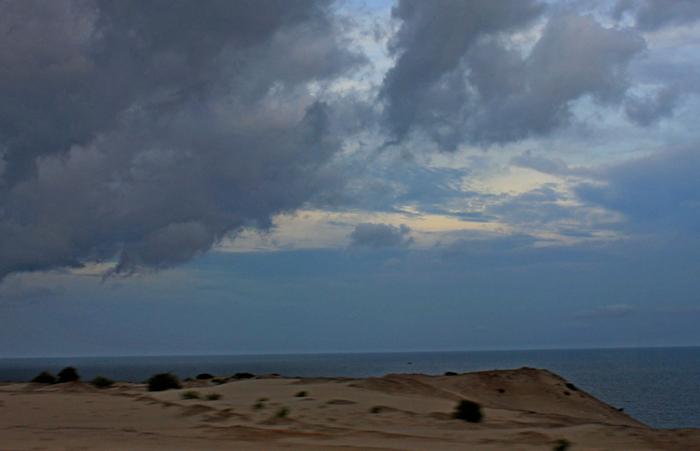 Холм Летающего Песка