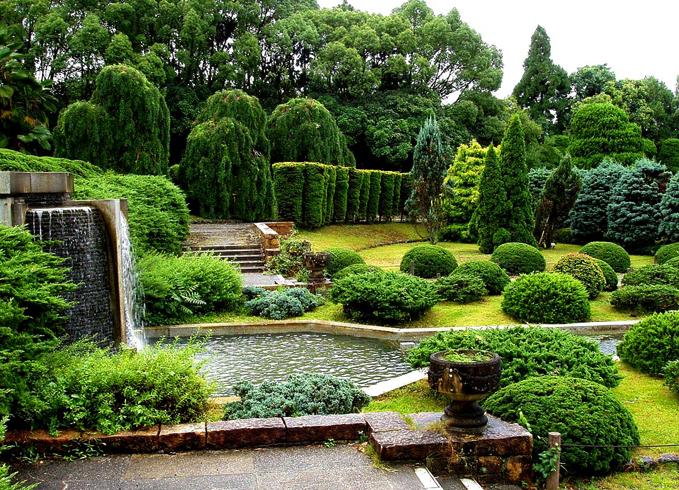 Сады Киото