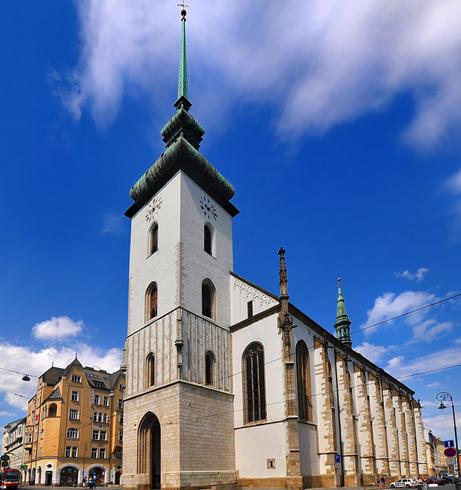 Костел Святого Иакова