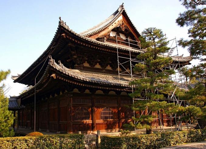Храм Диакаку-дзи
