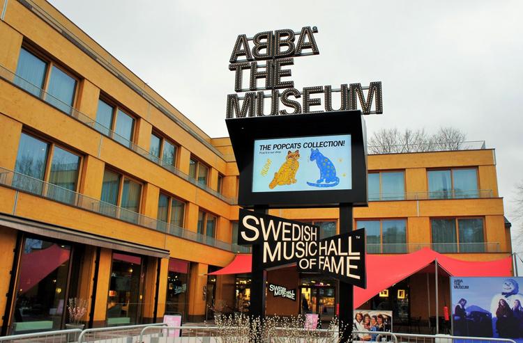 Музей «ABBA»