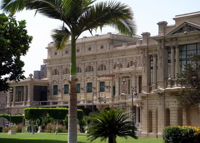 Дворец Абдин и музей
