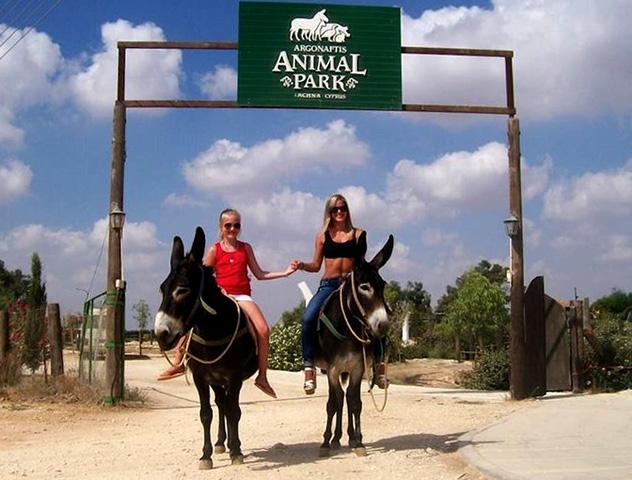 Парк животных