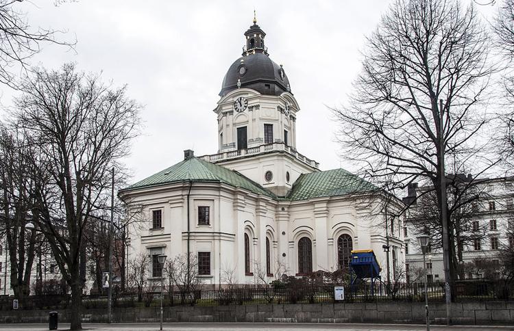 Церковь Адольфа Фредерика