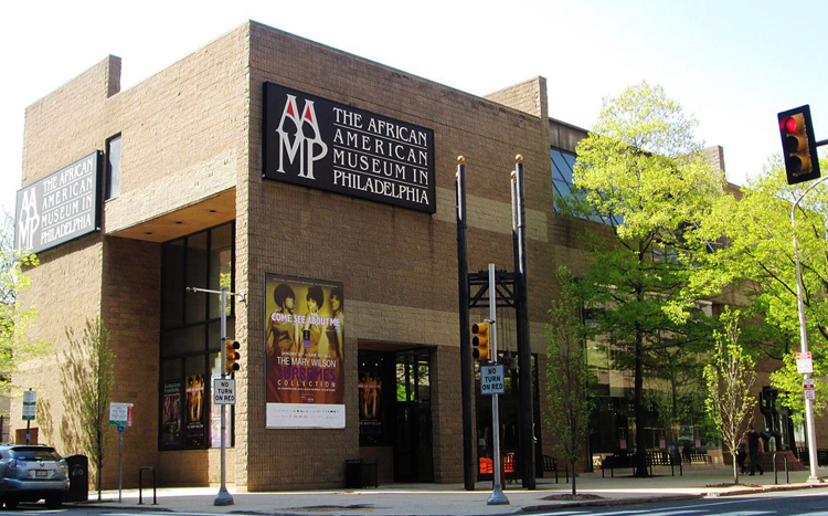 Афро-американский музей в Филадельфии