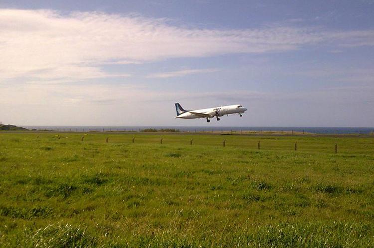 Аэропорт Грасиоза