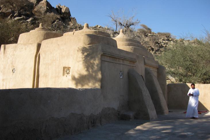 Мечеть Аль-Бидия или Османская мечеть