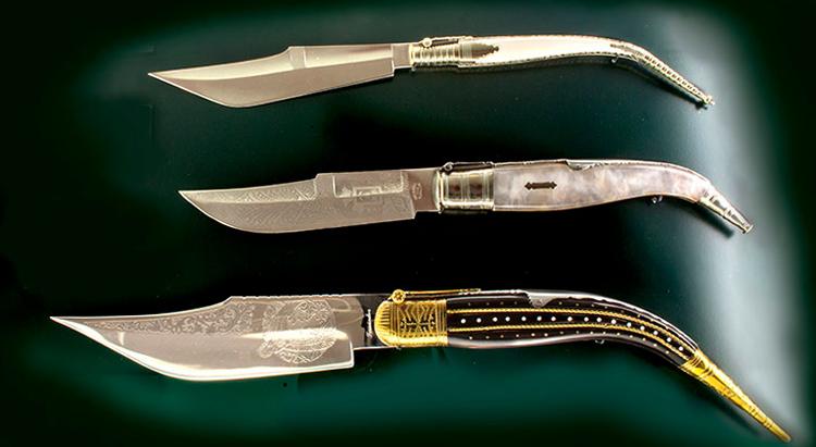 Ножи Альбасете