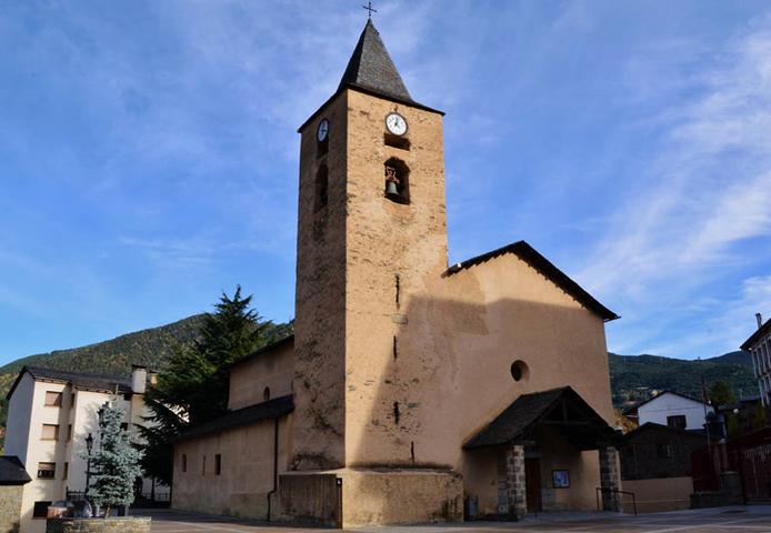 Церковь Святого Искле и Святой Виктории