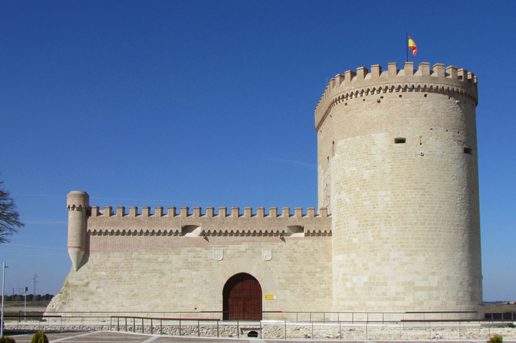 Крепость Аревало