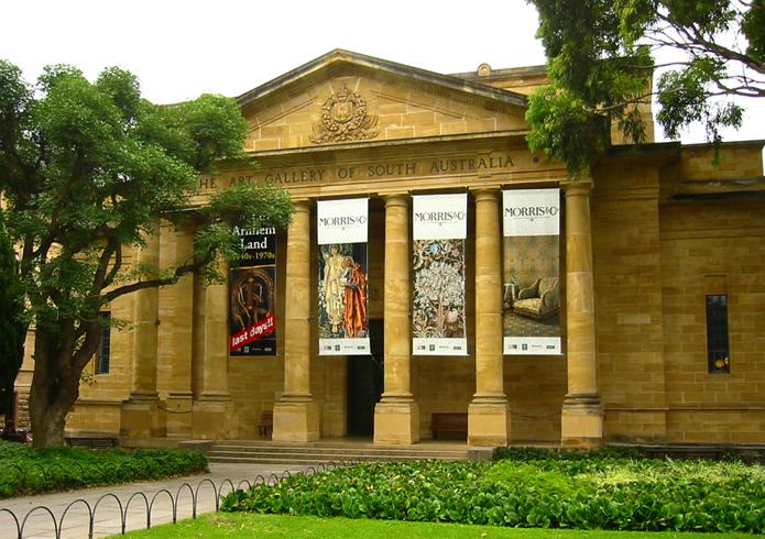 Галерея искусств Аделаиды