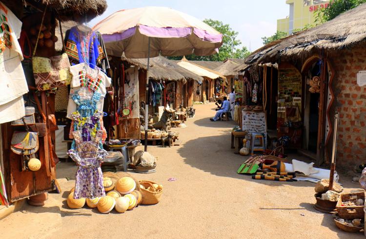 Деревня искусств и ремесел