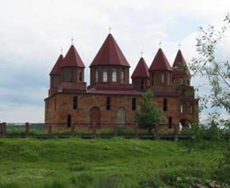 Армянская церковь Сурб Геворг