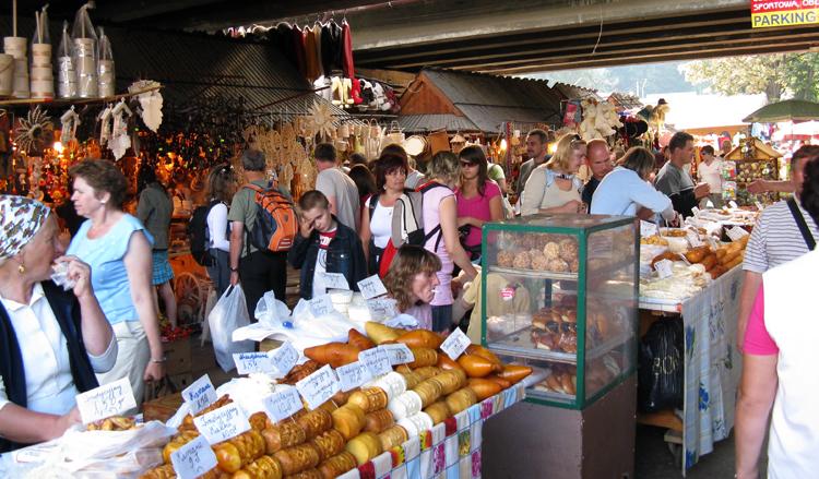 Закопанский рынок