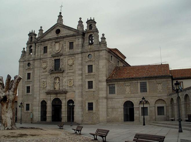 Монастырь Санта-Тереза