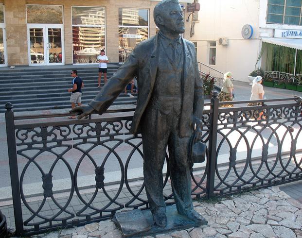 Памятник А. Куприну