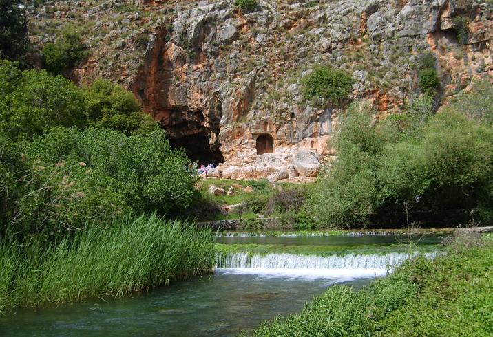 Национальный парк Баниас