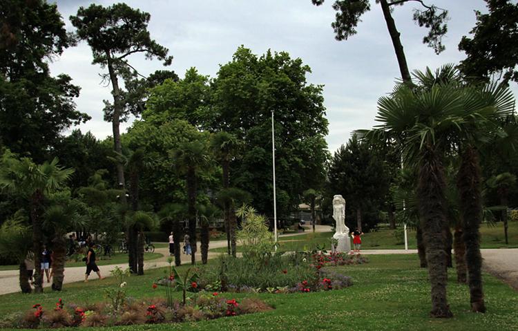 Парк Мореск