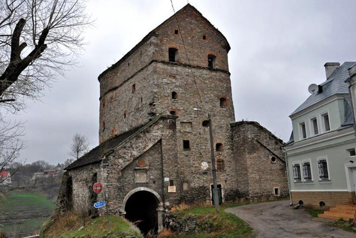 Башня Стефана Батория