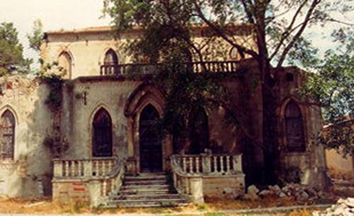 Башня Амбелоравдис