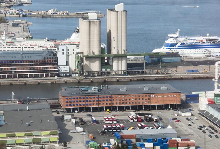 Порт Фрихамнен