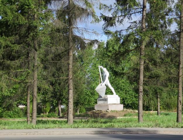 Памятник «Первостроителям»