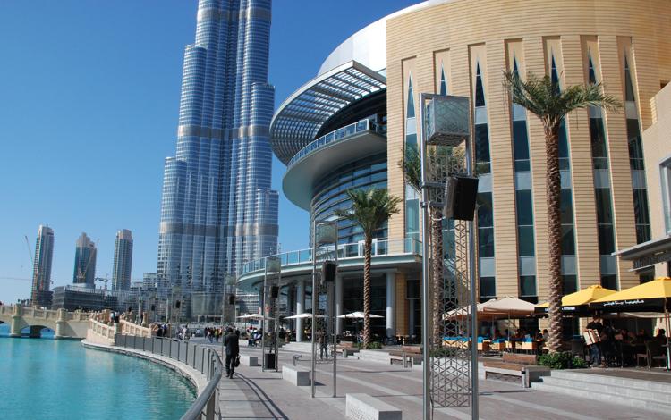 """Торговый центр """"Dubai Mall"""""""