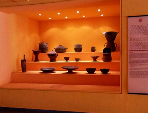 Внутри музея берберского наследия