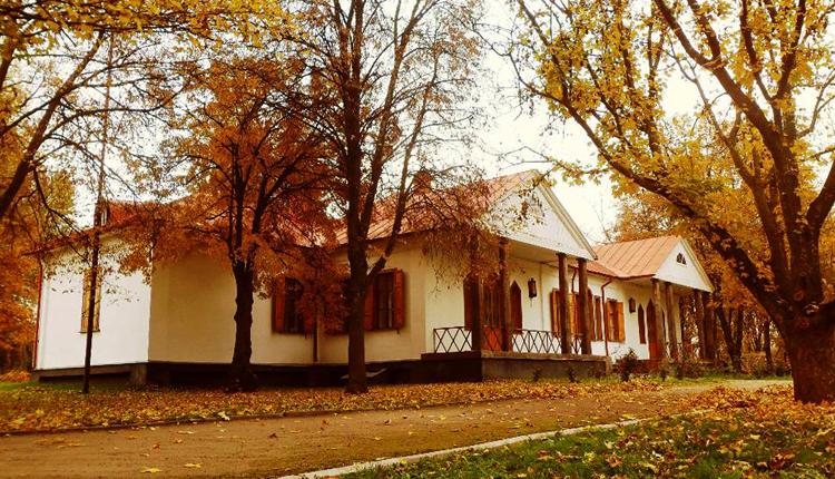 Музей-заповедник Н.В.Гоголя в селе Гоголево