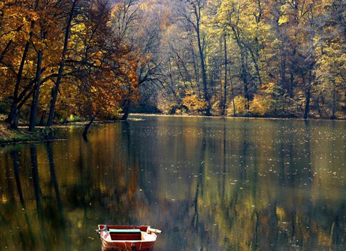 Озеро Парз
