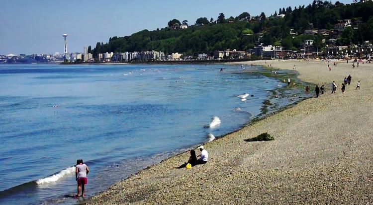 Пляж Алки