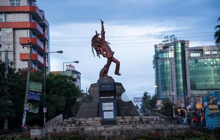 Памятник Бобу Марли