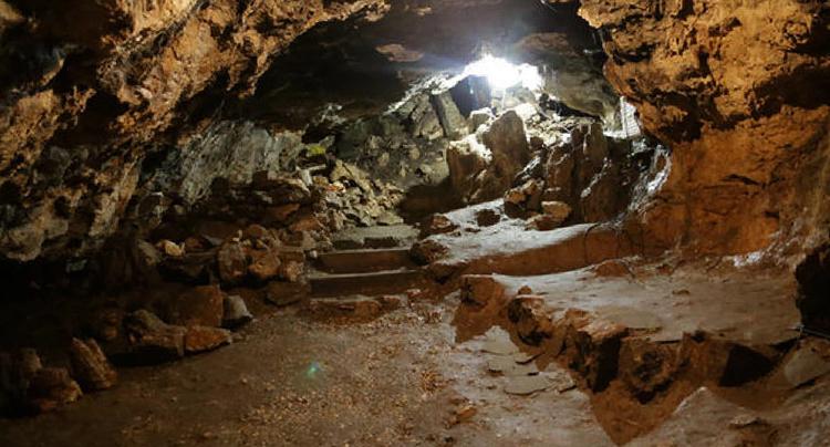 Бондаревская пещера